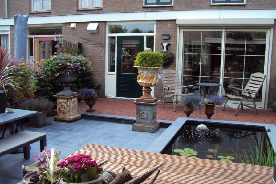 Stadstuin of kleine tuin inrichten tips voor kleine tuinen